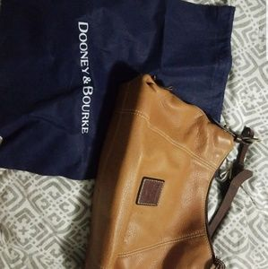 Leather Dooney and Bourke purse